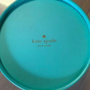 Kate Spade friendship bracelet.